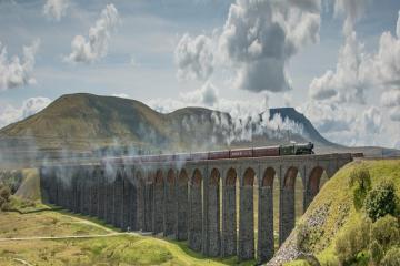 Historic locos are making tracks through region