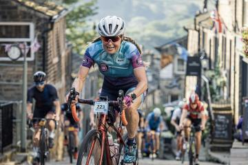 Manorlands cycling event is back on the road