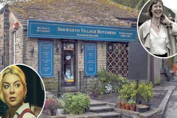 Haworth transformed for Railway Children sequel