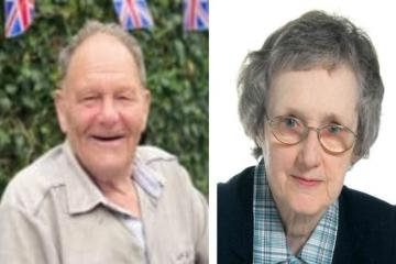 Keighley community stalwarts' pride at Queen's Birthday Honours accolades