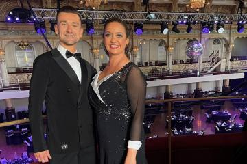 'Dream come true' for Cullingworth Strictly Come Dancing superfan