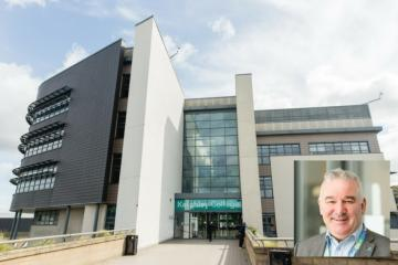 Keighley College stages staff recruitment drive