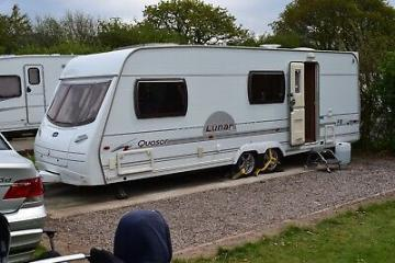 Police appeal after theft of caravan from Cowling