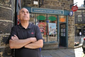 LETTER: Appalled at threat to Haworth Post Office