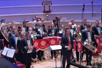 Rotary's annual brass band concert