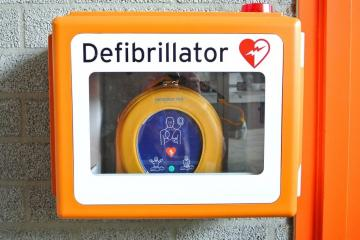 Plea to Keighley-district owners of public-access defibrillators