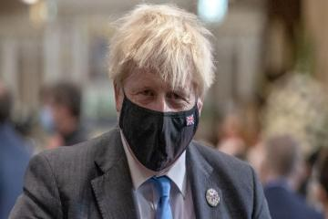 Boris Johnson breaks silence on Covid plans and 'banning households mixing'