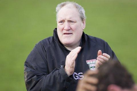 Director of rugby Graeme Sheffield