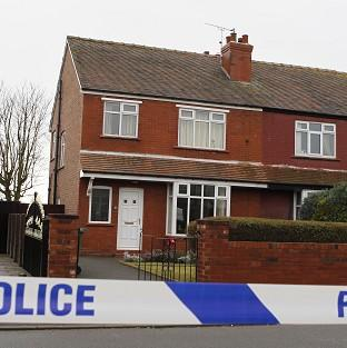 A murder inquiry is under way after two elderly women were found dead in their homes