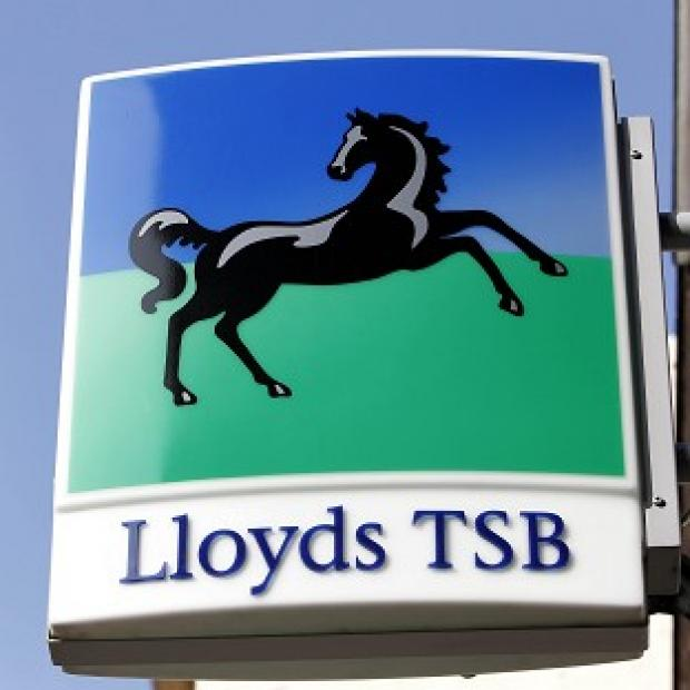 Keighley News: Lloyds Banking Group took a 3.2 billion pound hit to tackle the payment protection insurance scandal