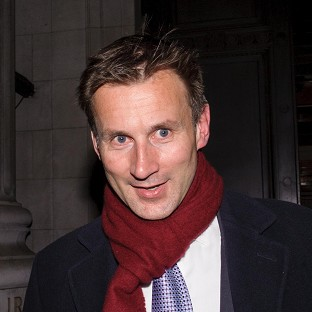 Jeremy Hunt will make a statement to the Commons