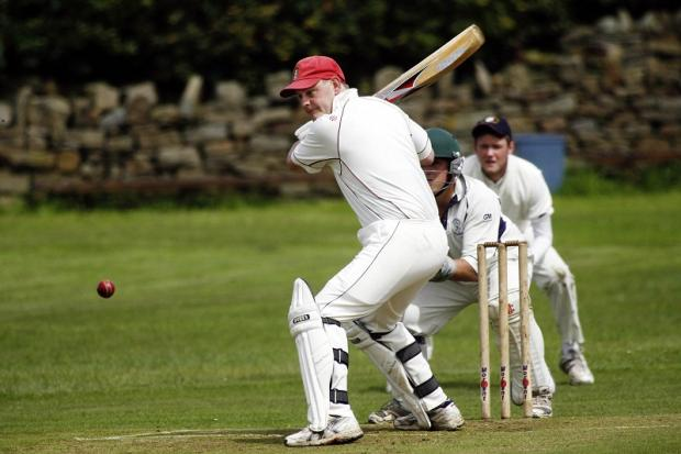 Jamie Rowell scored 32 for Haworth in their top-of-the-table victory at Haworth Road