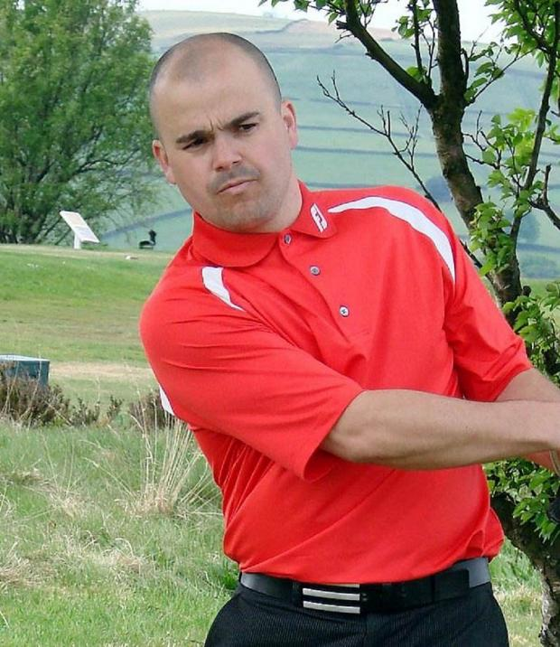 Secretary and professional at Branshaw Golf Club Simon Jowitt found police at the scene when he responded to an alarm