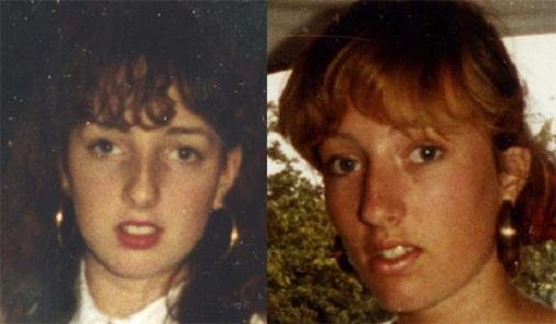 Victoria (left) and Sarah Hicks, who died in the Hillsborough disaster