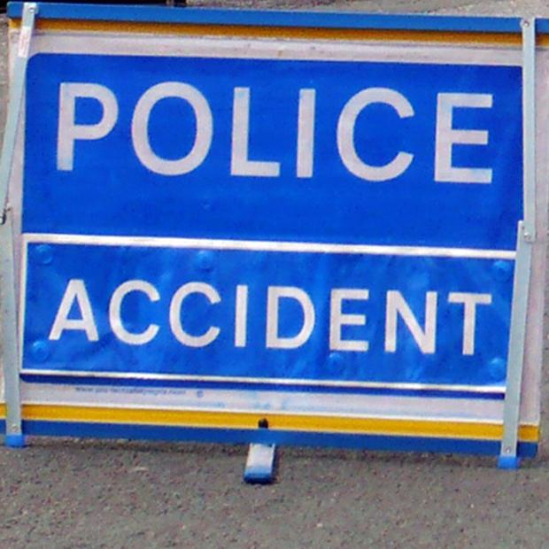 Keighley News: Road traffic accident at Kildwick
