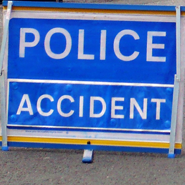 Motorist in hospital following Cullingworth collision