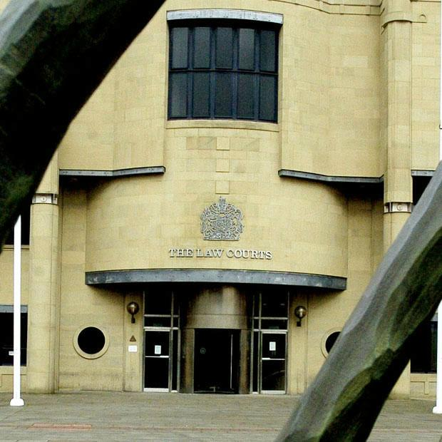 Keighley News: Bradford Crown Court