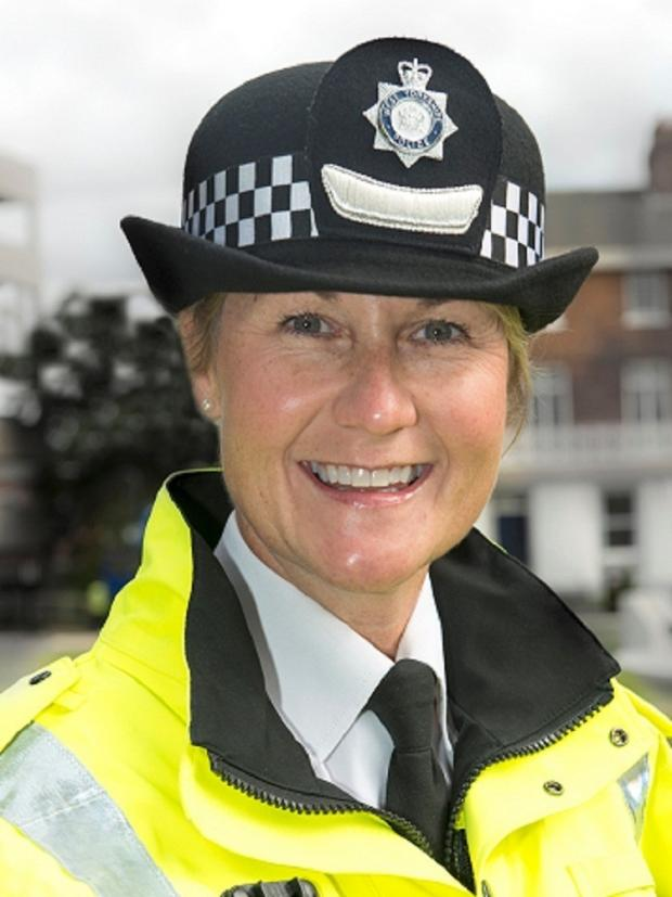 Chief Superintendent Angela Williams