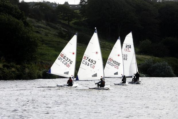 Plain sailing for teenagers' battle
