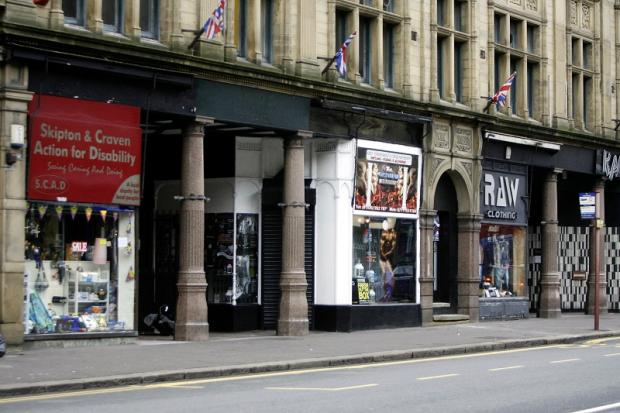 North Street Arcade, Keighley, which is to be returned to its former Victorian glory in a £725,000 renovation project