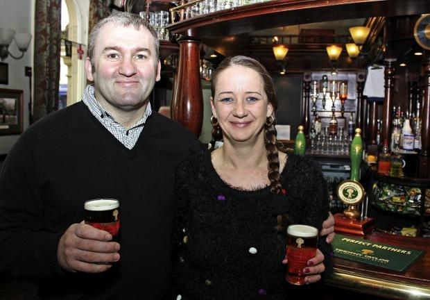 Couple aim to revive Keighley's Albert Hotel