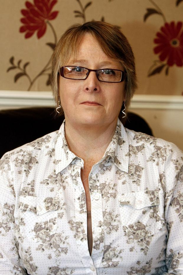 Jayne Pickard, who had to wait a year for her benefits appeal to be heard