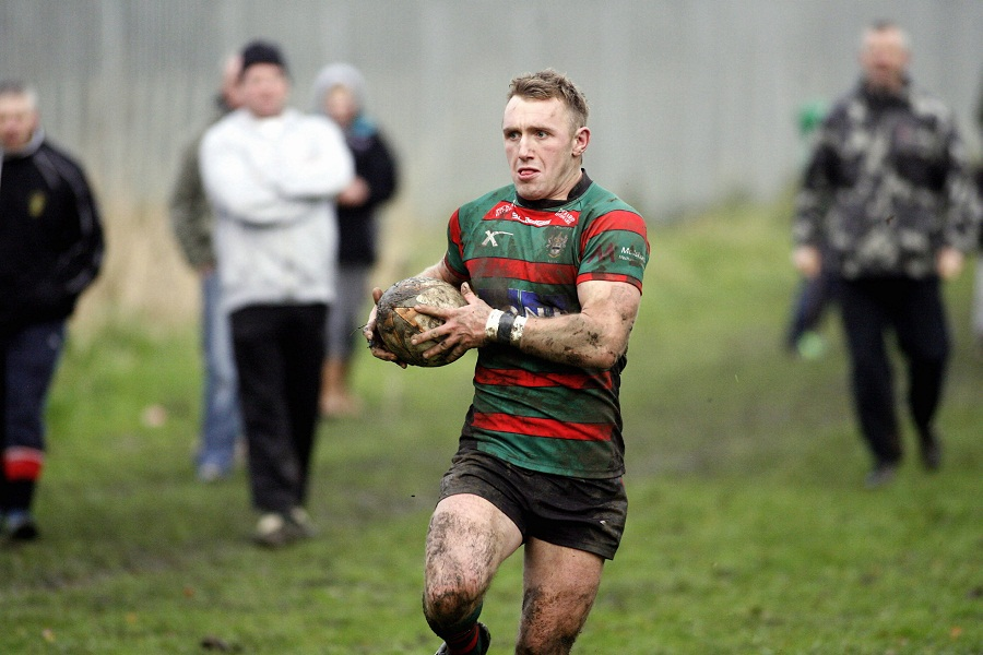 Shaun Metcalfe was a Keighley try-scorer