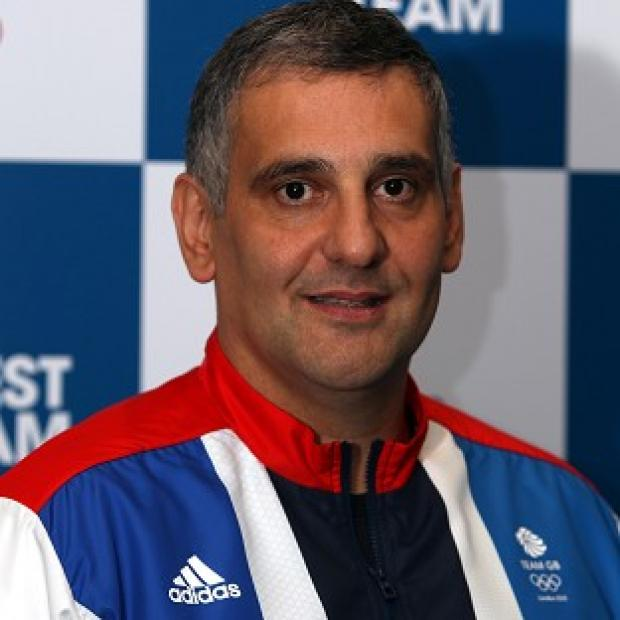 Toni Minichiello was named UK Coach of the Year at the UK Coaching Awards 2012