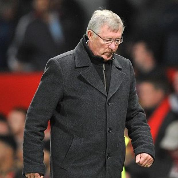 Keighley News: Sir Alex Ferguson's Manchester United suffered defeat to Galatasaray