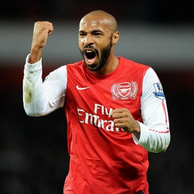Arsene Wenger hasn't ruled out another short-term deal for Thierry Henry, pictured