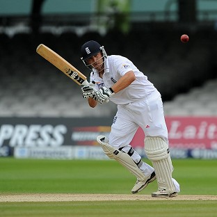 Jonathan Trott is eager for the second Test