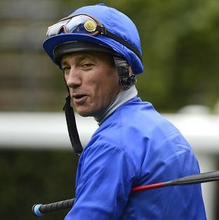 Frankie Dettori has been handed a temporary suspension in France