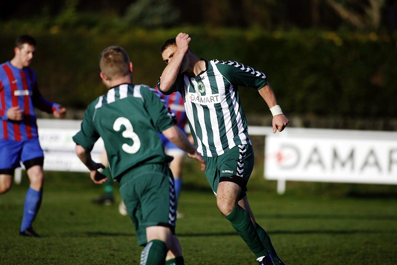 Steeton win after spot of bother