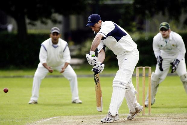 Robert Hopkinson in action for Oakworth who want to see league rule changed