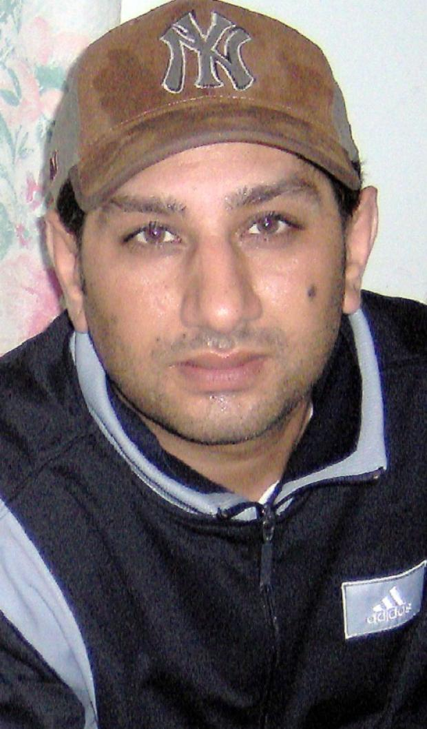 Keen cricketer Nassir Kamal, who has died of a suspected heart attack aged 39
