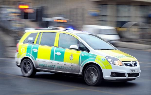Keighley News: People are urged to use the emergency 999 ambulance service responsibly