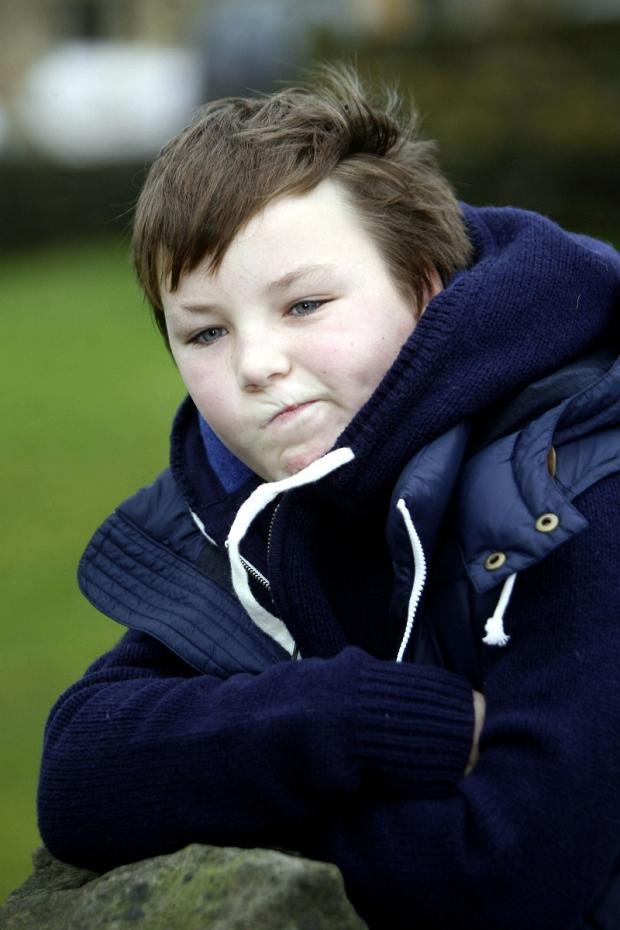"Silsden schoolboy Ben Marklew, 11, is ""devastated"" after losing the £100 given to him for Christmas"