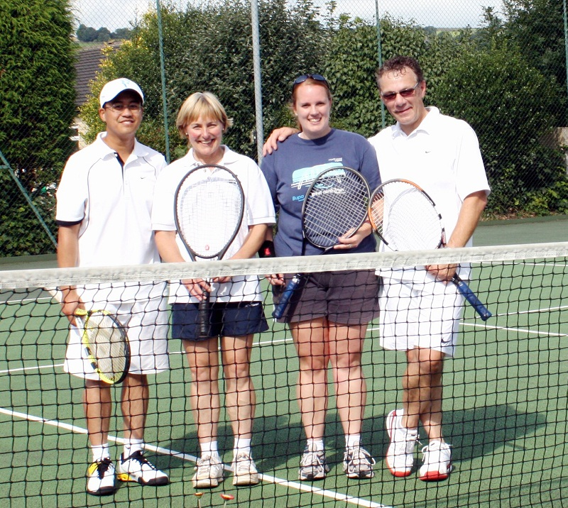 Cross Hills intend to build a new clubhouse and resurface their courts