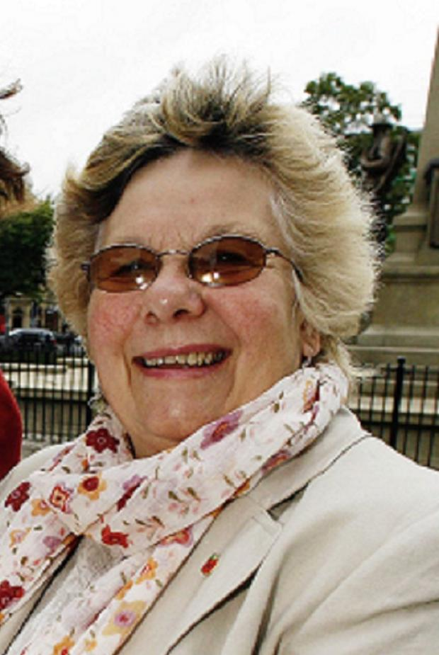 Councillor Margaret Ward