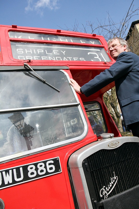 Keighley Bus Museum will host an open day