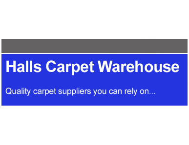 Halls Carpet Warehouse