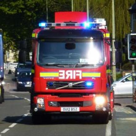 Two people suffer smoke inhalation in Keighley house fires