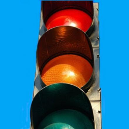 Traffic lights are to be installed