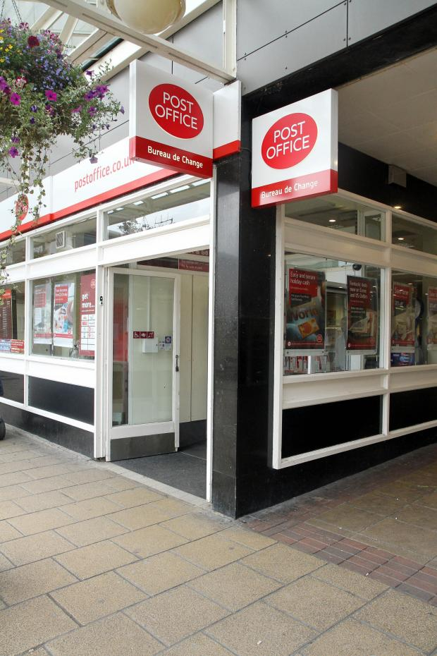 Keighley News: Keighley Post Office