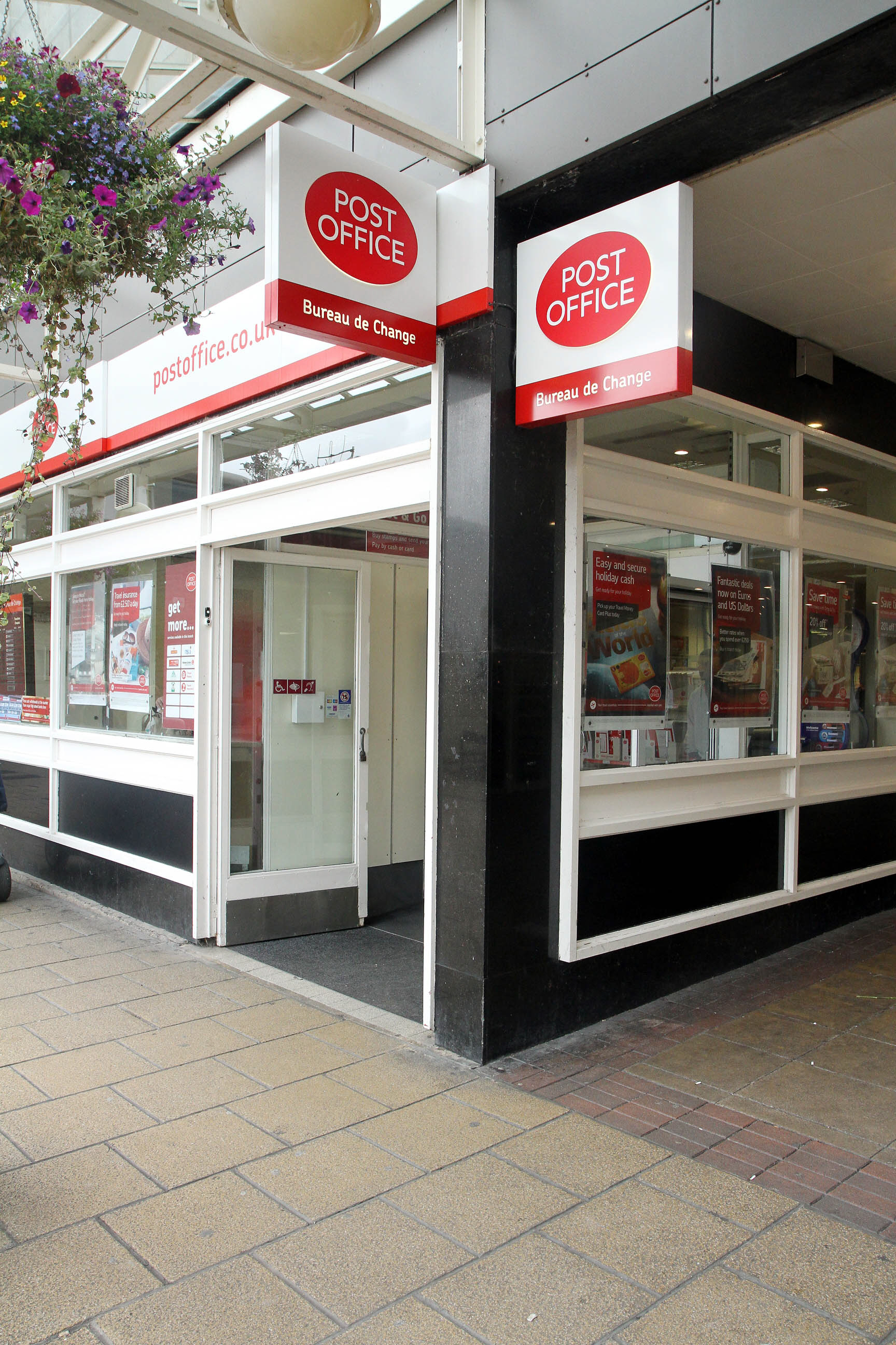 Keighley Post Office