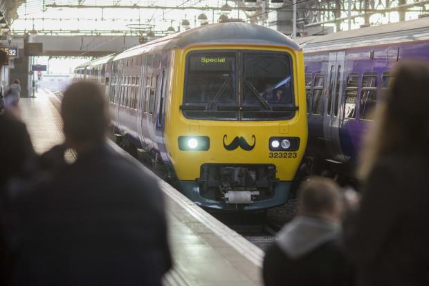 Keighley News: Rail chaos following incident at Keighley