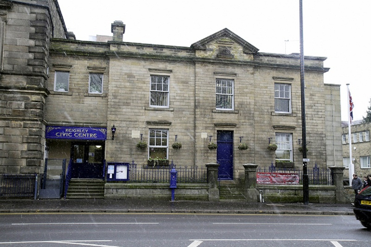 Keighley Civic Centre