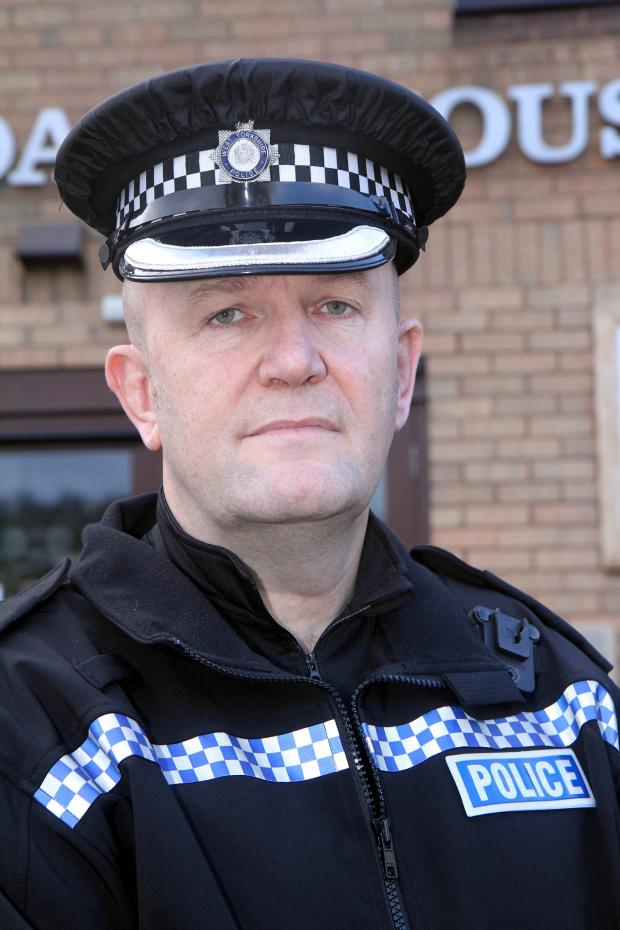 Keighley News: Chief Superintendent Simon Atkin has responded to fears