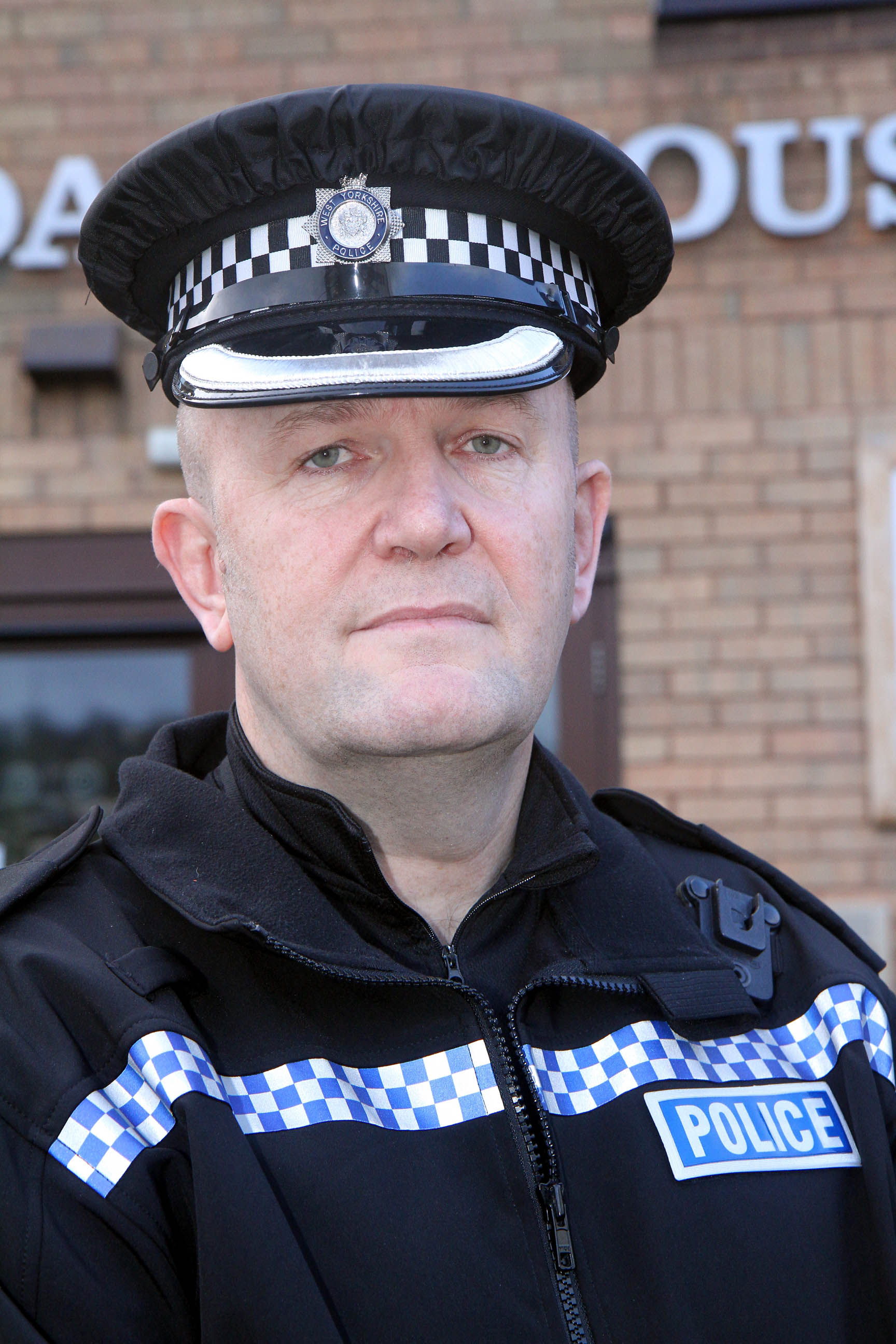 Chief Superintendent Simon Atkin has responded to fears
