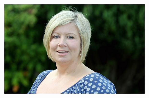 Keighley News: Airedale NHS Foundation Trust director of operations, Stacey Hunter